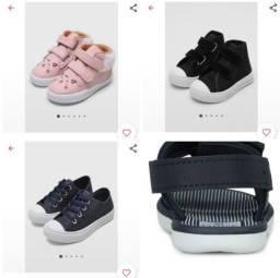Sapato infantil Tricae / Cartago NOVO (leia anúncio)