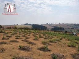 Lindo terreno com escritura, plano, bem localizado, à venda em Pinhalzinho/SP