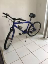 Vendo bicicleta com suporte para carro