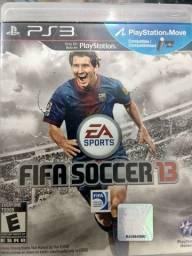 FIFA 13 PS3 R$15