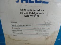 Mini recuperadora de gás refrigerante
