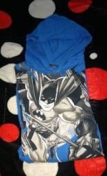 Camisas infantil manga longa