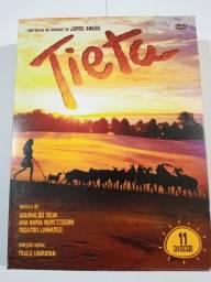 Box DVD Novela Tieta Original