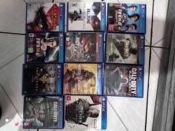 Pacote de jogos PS4