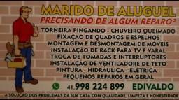 PEQUENOS  REPAROS (MARIDO DE ALUGUEL)