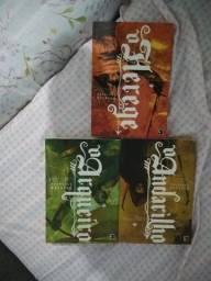 Livros trilogia do graal