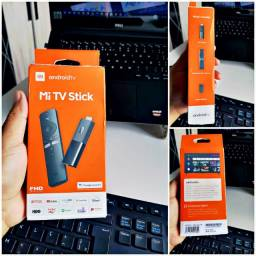 Mi Tv Stick Xiaomi Android TV Full HD Original Lacrado!