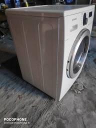 lavadora secadoera samsung 8,5kg nunca foi mexida funcionando perfeitamente