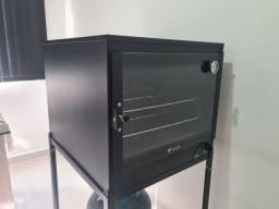 Forno a Gás Industrial Venax FI 109L PRETO