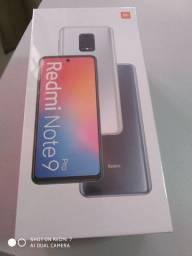 Redmi note 9 pró 6 g de ram e 128 g de memória