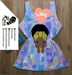 Regata Inspiração Afro