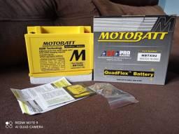 Bateria de Moto, De 10.5Ah  Nova