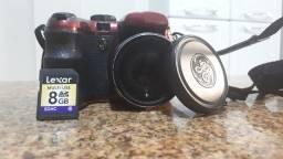 GE X-400 Câmera Fotografica Digital