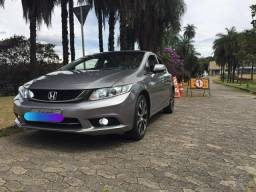 Honda civic lxr automático 2.0 2015