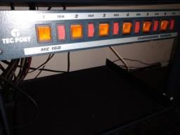 Mesa chaveadora manual Tecport MC160