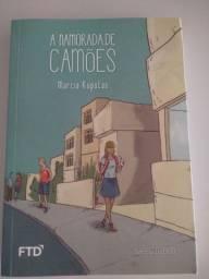 """Livro """"A Namorada de Camões"""""""