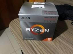 Processador Ryzen 5 3400g