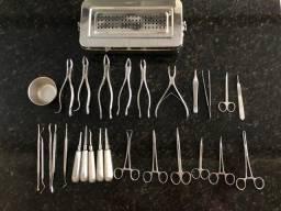 Kit cirurgia - instrumentais odontológicos R$1.500