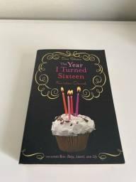 Livro The Year I Turned Sixteen