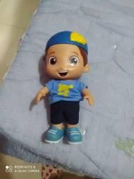 Vende boneco original do Lucas neto