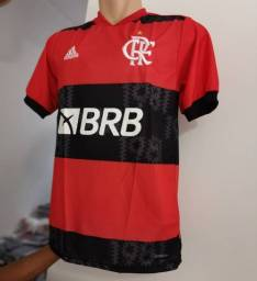Camisa do Flamengo 2021 + Entrega Grátis