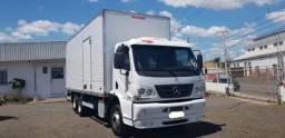 Mercedes Benz , Accelo 1316, Truck 6x2, Baú