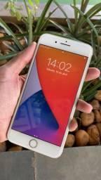 iPhone 7 Plus 128 gb IMPECÁVEL - Aceito Cartão