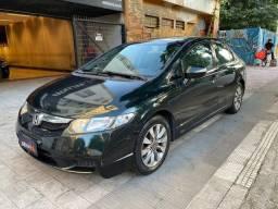 Honda Civic 1.8 Flex Lxl Aut. ano 2011