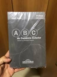 Livro ABC do comércio exterior novo