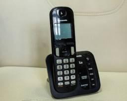 Telefone sem fio em perfeito estado. Familia muda e vende tudo.