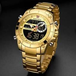 Relógio NAVIFORCE 100% ORIGINAL NOVOS