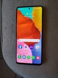 · celular a51 com 128gb origenal nao troca so venda