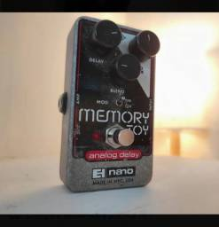 Pedal Delay Analógico Ehx Memory Toy