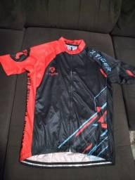 Camisa Ciclismo X-Tiger
