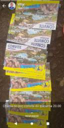 Convite do Ipanema clube sem data vale pra qualquer dia do ano