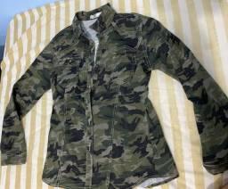 Jaqueta de exército TAM P