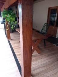 Efeito madeira realista