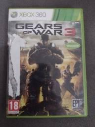 Jogos xbox 360 Gears of War 3