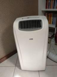 Ar Condicionado Portátil York 12000 Btu, 110v.