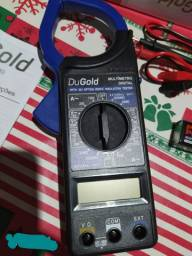 Alicate Multímetro Digital