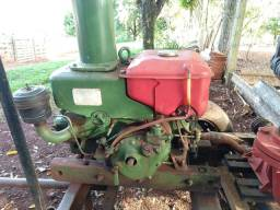 Motor diesel modelo b9