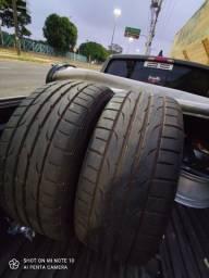 Pneus Dunlop 225/45/17 semi novo