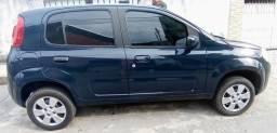 Fiat UNO Vivace Completo / Ar-condicionado / Trava Elétrica / Direção Hidráulica / Alarme