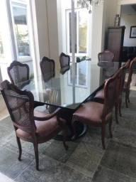 Sala de Jantar - Cadeiras, Pés e Mesa