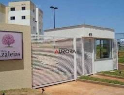 Apartamento com 2 dormitórios à venda, 45 m² por R$ 148.000 - Conjunto Habitacional José G