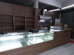 Padaria cafeteria lanchonete sob medida montagem completa