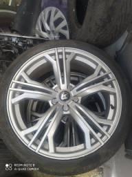 Rodas com pneus aro 20