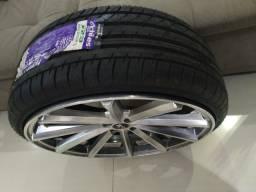 aro 20 aceito troca rodas e pneus  zerados