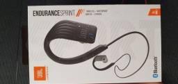 Fone De Ouvido Bluetooth Jbl Endurance Sprint Esportivo - Preto