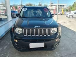 Jeep Renegade Longitude 1.8 4x2 (aut) 2018/2018